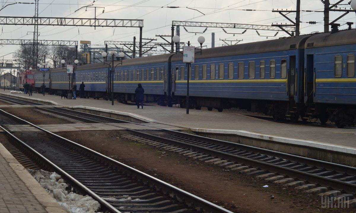 """""""Укрзализныця"""" назначила 18 дополнительных поездов ко Дню защитника Украины"""