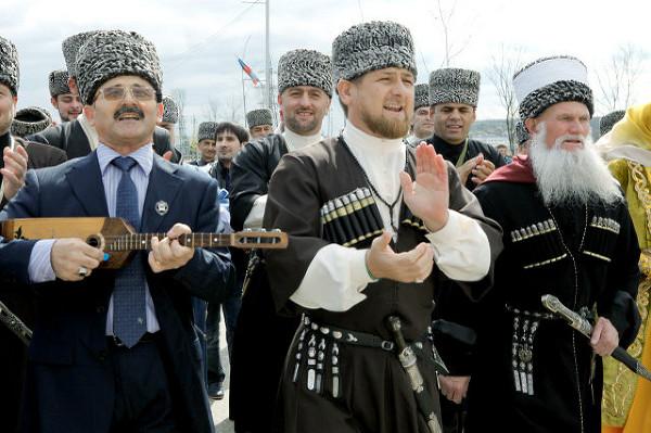 Кадыров: На Кавказе живут самые миролюбивые народы, нас просто неправильно преподносят