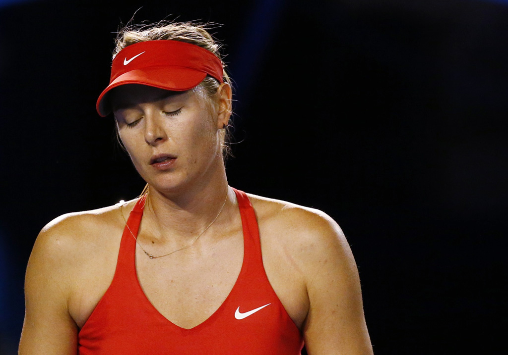 ITF дисквалифицировала Марию Шарапову на два года