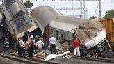 Как минимум 10 человек погибли врезультате столкновения поездов вСША
