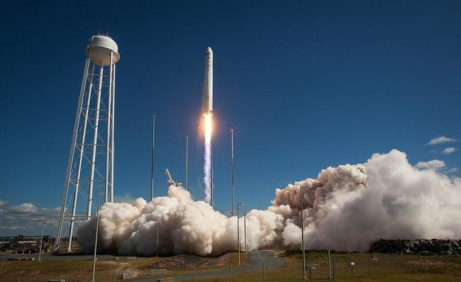 Ракета с украинской первой ступенью успешно стартовала в космос