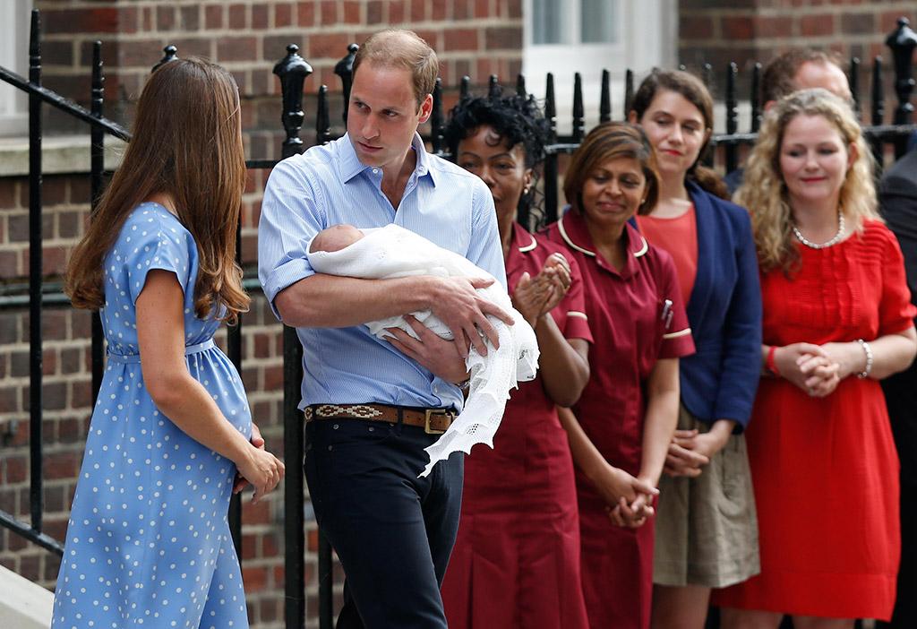 только первый в очереди наследников престола соединённого королевства это
