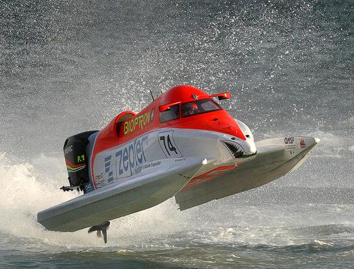 гоночные лодки в россии