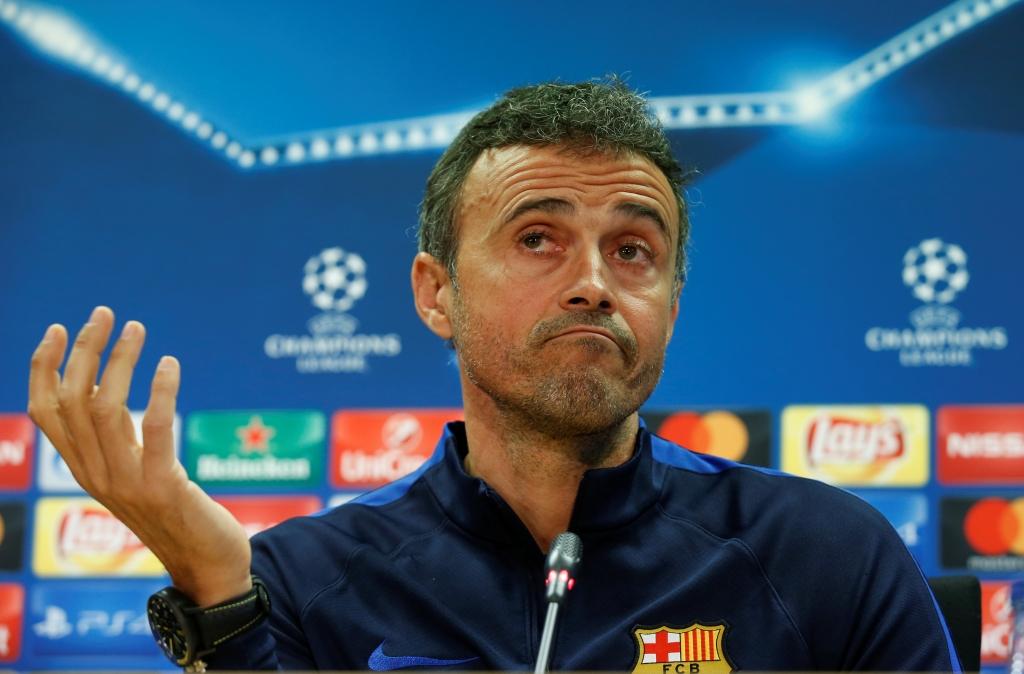 Энрике покинет Барселону по окончании сезона