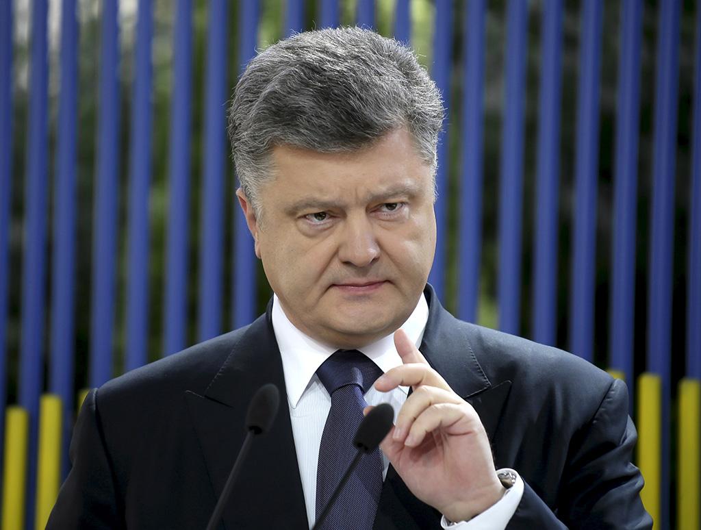 Порошенко заверил, что в Украине достаточно угля и газа на зиму