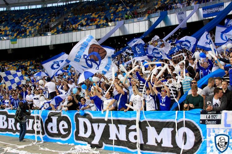 Болельщикам «Динамо» запретили посещать стадионы в Италии