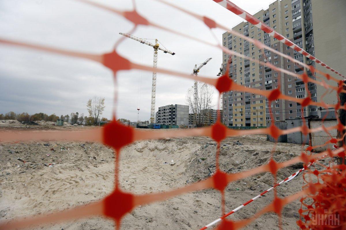 В Киеве за месяц немного подешевело жилье