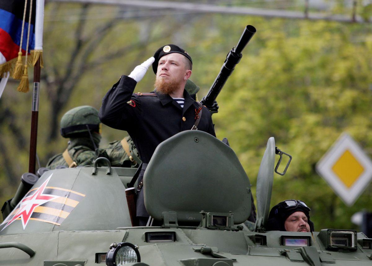 """В """"ДНР"""" нашли """"виновного"""" в ликвидации """"Моторолы"""""""