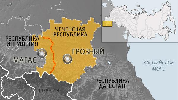 айник с переносным зенитно-ракетным комплексом найден в Чечне
