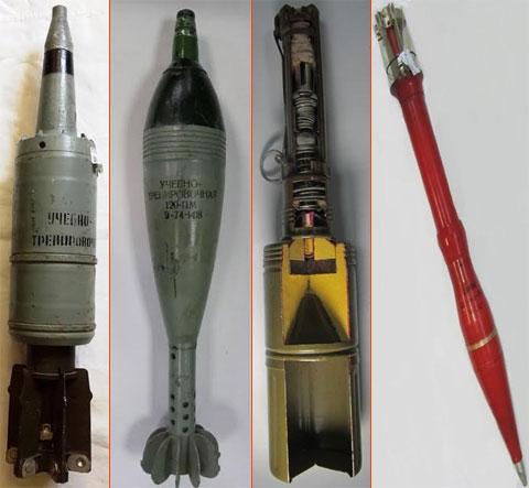 Правда или нет? Найденное в бункере под Киевом оружие оказалась муляжами
