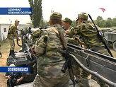 Грузинские войска вновь обстреляли Цхинвали