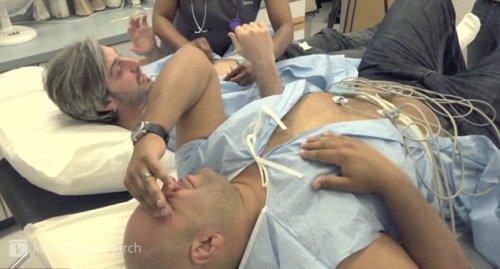 Мужчины теперь могут узнать, насколько больно рожать