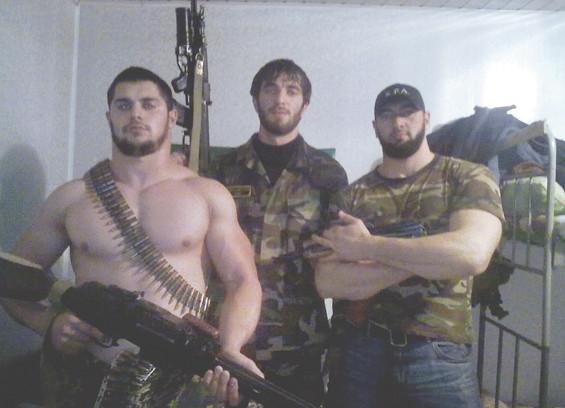 «Новая газета» опубликовала расследование деятельности «охранников Кадырова» в Москве