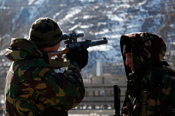 МВД: В 2012 году на Северном Кавказе нейтрализовано 48 бандглаварей и более 300 участников бандподполья