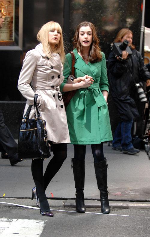 модные цвета осени 2010