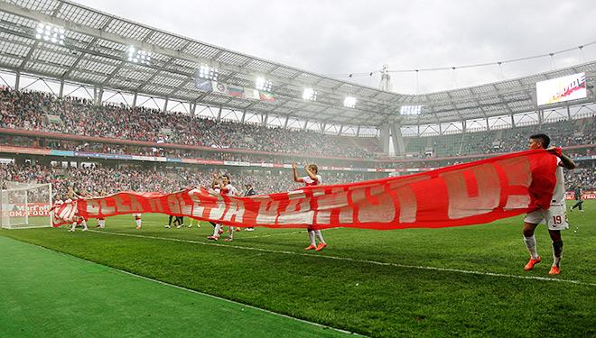 Как клубы РФПЛ финишировали на весеннем этапе