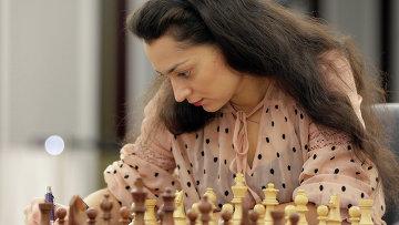 Гиря и Костенюк победили в 10-м туре шахматного Гран-при в Ханты-Мансийске