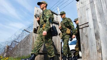 На границе Таджикистана уничтожены в ходе боя 8 наркоконтрабандистов