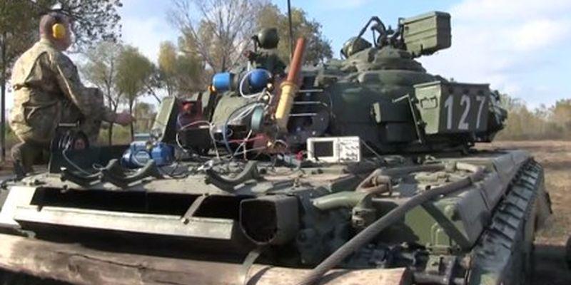 Украинцы изобрели уникальный танковый миномет (Видео)