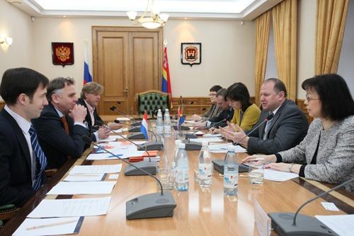 Голландский дипломат: ЧМ-2018 – отличный стимул для развития туризма в Калининградской области