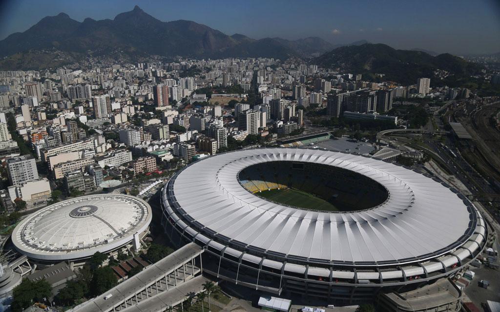 """На стадионе """"Маракана"""" в Рио произошел взрыв"""