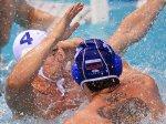 Россияне - серебряные призёры по водному поло