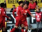 Байер обыграл Боруссию забив самый быстрый гол в истории бундеслиги