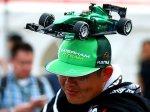 Команда Формулы-1 Кэтерхэм награни закрытия
