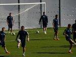 Российские футболисты будут готовиться к игре с азербайджанцами в Новогорске