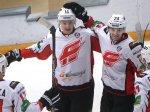 Авангард обыграл Салават Юлаев в домашнем матче чемпионата КХЛ