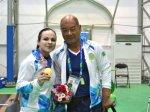 Штангистке Елисеевой подарили машину за победу на Азиатских играх