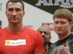 Глава WBO: Поветкин никого не волнует чемпион мира в тяжелом весе — Кличко
