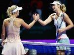 Шарапова награни вылета наИтоговом турнире WTA