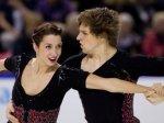 Фигуристы Монько/Халявин идут вторыми на Skate Canada в танцах на льду
