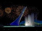 Год назад началась эстафета олимпийского огня Сочи