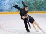 Фигуристы Кавагути/Смирнов стали вторыми в парном катании в Осаке