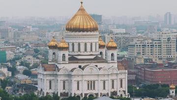 Хулиган в храме Христа Спасителя облил не одну, а две иконы
