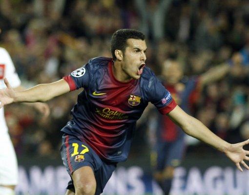 Педро сравнивает счет в матче