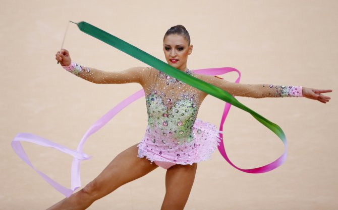 Фото знаменитых гимнасток по художественной гимнастике