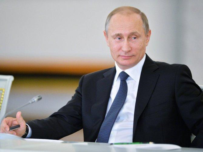 Песков: Путин и Собянин могут обсудить возведение памятника возле МГУ