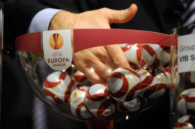 В 1/2 финала ЛЕ «Шахтёр» сразится с «Севильей», «Вильярреал» — с «Ливерпулем»