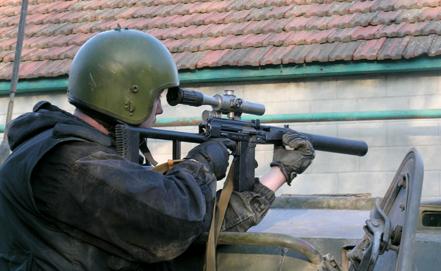 В Хасавюртовском районе Дагестана уничтожен боевик