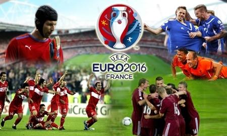 Футбол отбор европа 2016