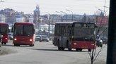 На время закрытия движения автотранспорта по пр.Х.Ямашева будут изменены схемы движения автобусных маршрутов 15, 28...