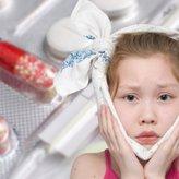 2 записи.  5 записей.  Детская болезнь свинка - особенности, симптомы, лечение.
