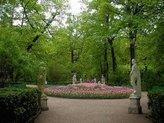 Обновление постигло и изящные статуи Летнего сада.