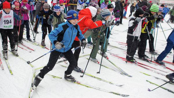 Куряне на всероссийской лыжной гонке попробуют сдать нормы ГТО