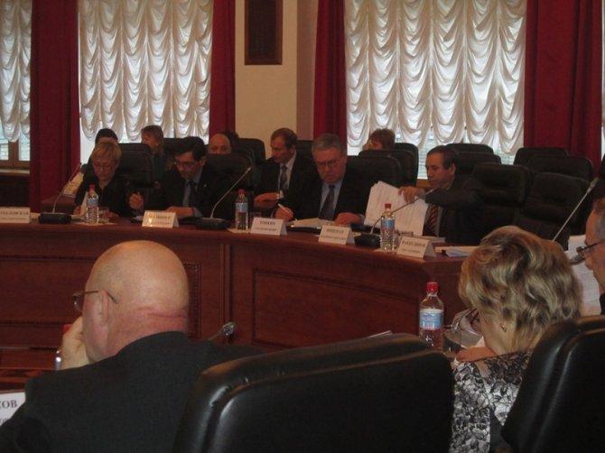 Публичные слушания по проекту бюджета Рязанской области на ближайшие три года запланированы на 5 декабря.