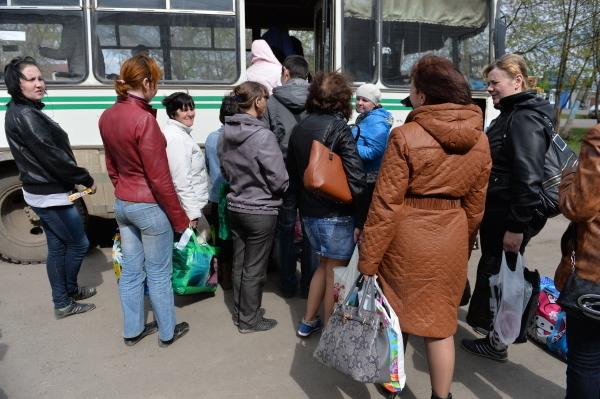Новости Красноярска: Из-за дорожных работ на проспекте Свободный общественный транспорт поменяет схему движения.