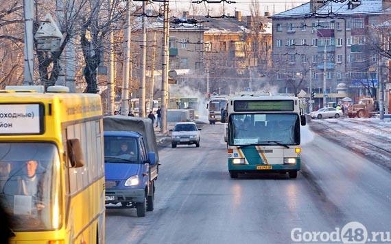 Схема движения автобусов в Липецке временно изменится Новости Версия для печати.